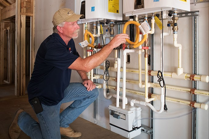 Plumber Services in Castle Hill